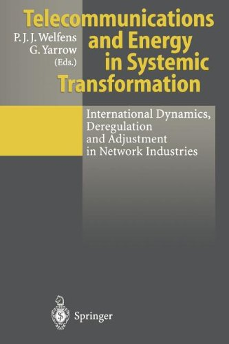 Telecommunications and Energy in Systemic Transformation