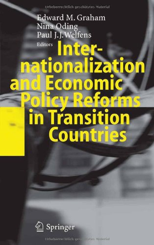 Internalization and Economic Policy Reforms in Transition Countries