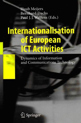 European ICT activities